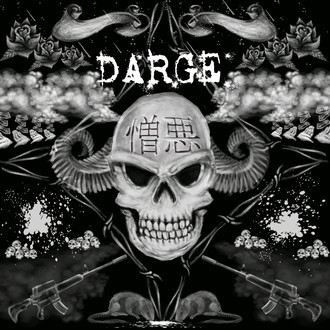 "Darge ""憎悪 Ódio"" CD (Special Brazil Tour Edition 2010)"