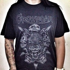 "Crowboar  ""Of Tusks and Talons"" T-Shirt"