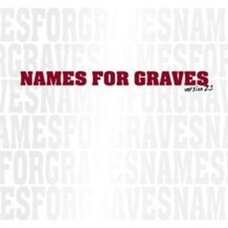 "Names for Graves ""Version 2.1"" 7""EP"