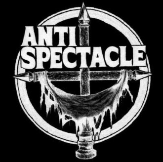 Anti Spectable S/T CD