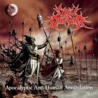 Soul Devour(Singapore) - Apocalyptic Anti-Human Annihilation CD (2010