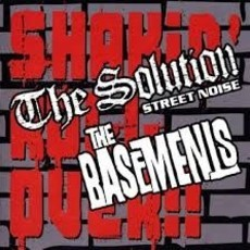 "The Solution/The basements ""Shakin Roll over"" Split CD"