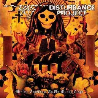 DISTURBANCE PROJECT/ RAS Split CD