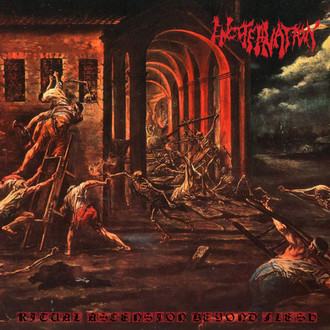 "Encoffination  ""Ritual Ascension Beyond Flesh"" CD (REISSUE)"