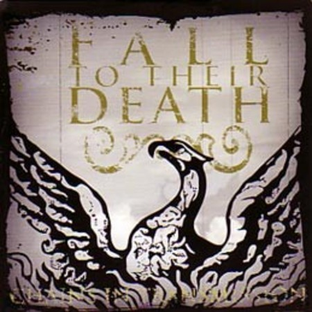 "Fall to their Death ""Chains in transmission"" CD"