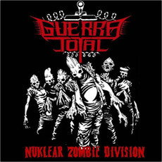 "Guerra Total ""Nuklear Zombie Division"" CD"