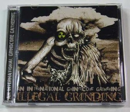 V/A - Illegal Grinding CD