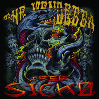 "The Vendetta ""Free Sicko"" CD"