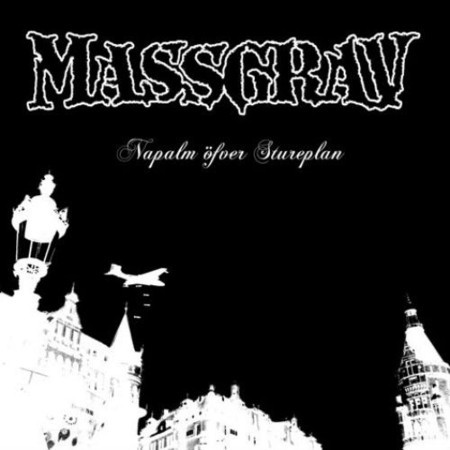 MASSGRAV- Napalm ver Stureplan CD (reissue) 1