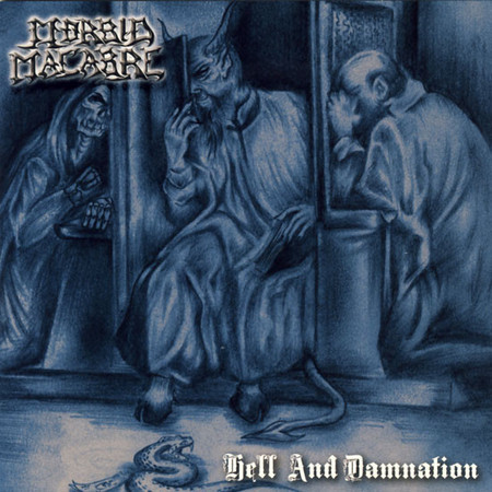 "Morbid Macabre ""Hell and Damnation"" CD"