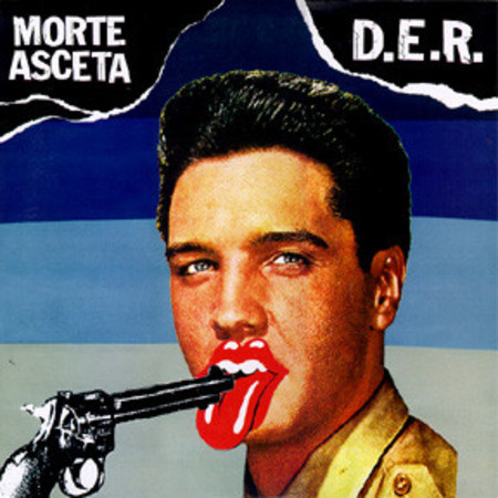 Morte Asceta / D.E.R. split CD