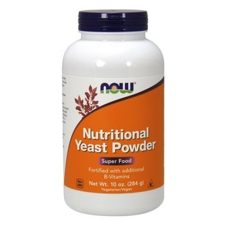 Levedura Nutricional – Now Foods / Red Star (284g)