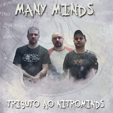CD MANY MINDS - TRIBUTO AO NITROMINDS (NOVO/LACRADO)