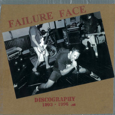 "Failure Face ""Discography 1993 - 1996"" LP"