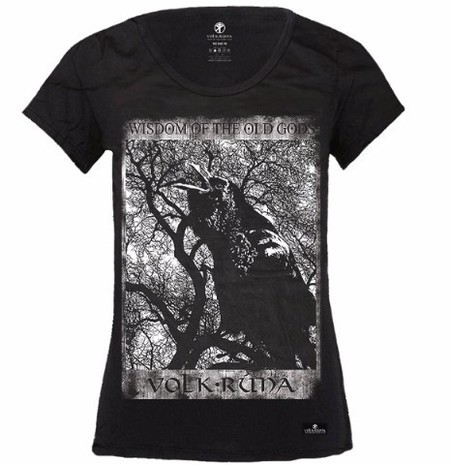 Wisdom of The Old Gods (Camiseta Feminina)