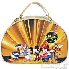 Bolsa Beatriz - Turma do Mickey (Verniz)