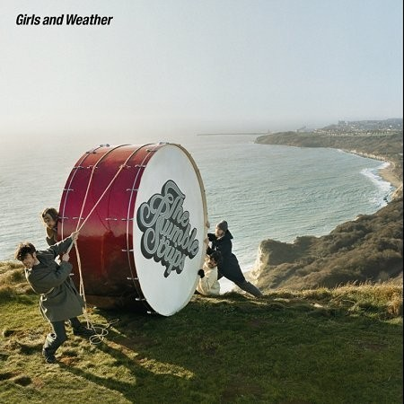 CD THE RUMBLE STRIPS - GIRLS AND WEATHER (NOVO/LACRADO)