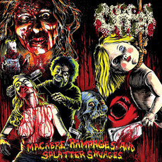 "OFFAL ""Macabre Rampages and Splatter Savages"" CD"