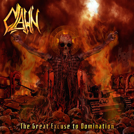 "Clawn ""The Great Excuse to Domination"" CD"