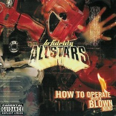 CD LO-FIDELITY ALL STARS - HOW TO OPERATE WITH A BLOWN MIND (NOVO)