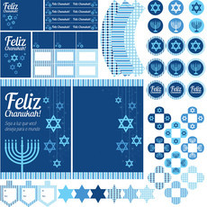 Kit digital CHANUKAH