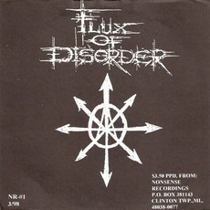 "Vomitüs / Flux Of Disorder Split 7""EP"