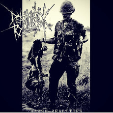 DEATH TOLL 80K - Harsh Realities LP (US Pressing)