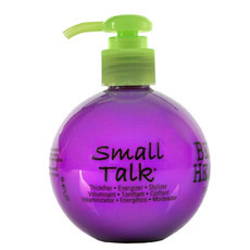 Creme Modelador Small Talk Tigi Bed Head Finalizador 125 ml
