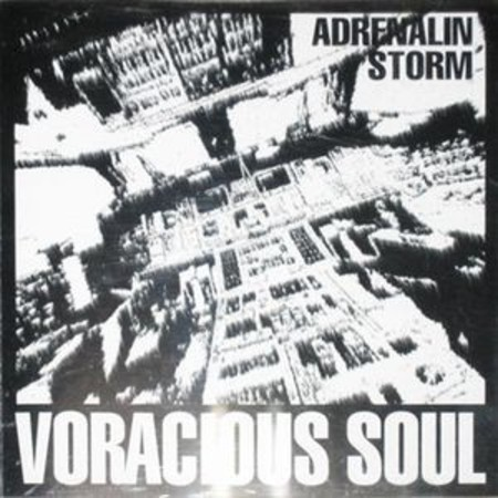 Voracious Soul ‎– Adrenalin Storm CD