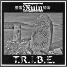 Ruin / T.R.I.B.E. ‎– Nation, State And Liberty / T.R.I.B.E. CD