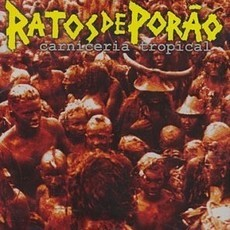 Ratos De Porão ‎– Carniceria Tropical Digipack CD