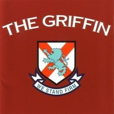 The Griffin - We Stand Firm CD