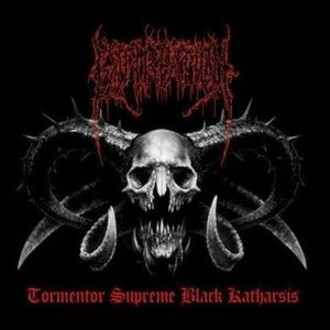Extirpation ‎– Tormentor Supreme Black Katharsis CD