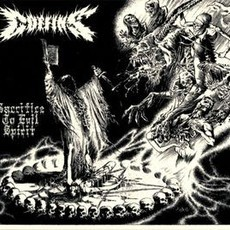 Coffins ‎– Sacrifice To Evil Spirit CD