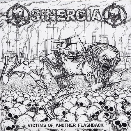 "Sinergia ‎– Victims Of Another Flashback 7""EP"