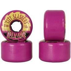 Rodas Divine City Slashers 64mm 94a