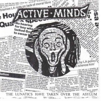 "Active Minds ""The lunatics have taken over the asylum"" Flexi"