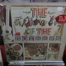 LP THE MOTHERS - THE MOTHERS OF INVENTION (VG)