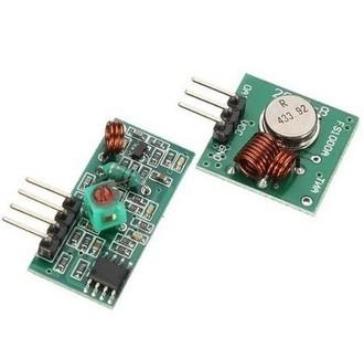 Modulo RF Transmissor e Receptor 433mhz