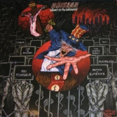 "NOISEAR ""Submit to the Subliminal"" LP"