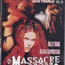 DVD O MASSACRE DAS BARBYS - JESS FRANCO