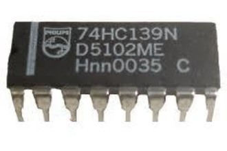 74hc139