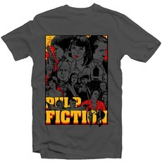 Camiseta - Pulp Fiction