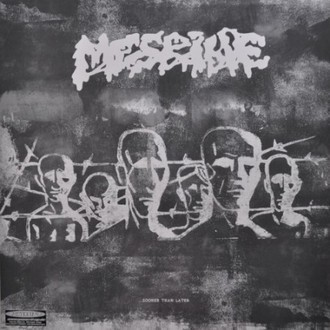 MESRINE / DEPRESSION Split LP