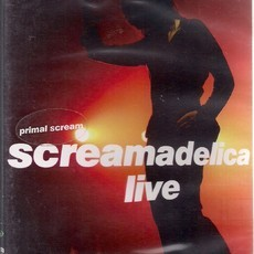 DVD PRIMAL SCREAM - SCREAMADELICA LIVE (NOVO/LACRADO)