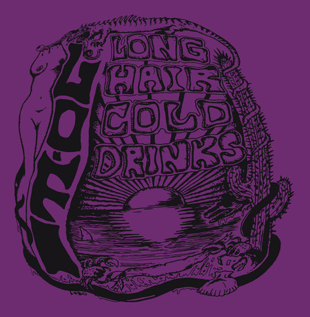 Lo-Fi – EP Long Hair Cold Drinks 7'EP