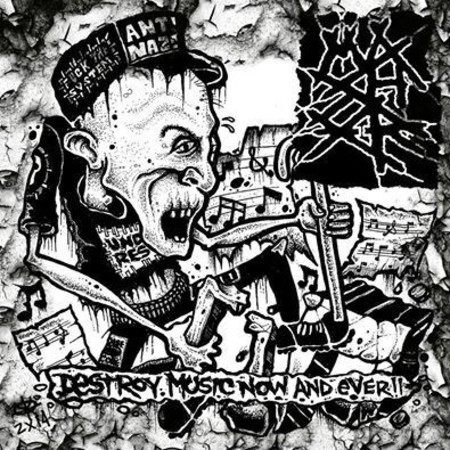 MASHER-destroy music now and ever 2CD