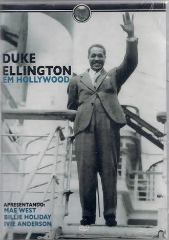 DVD DUKE ELLINGTON -  DUKE ELLINGTON EM HOLLYWOOD