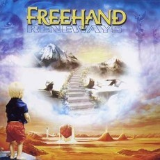 CD FREEHAND - RENEWAYS (NOVO/LACRADO, MEGAHARD RECORDS)