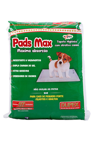PADS MAX – 7 Unidades